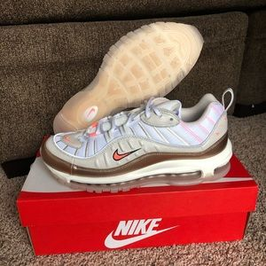 Mike Air Max 98 Women's Shoes